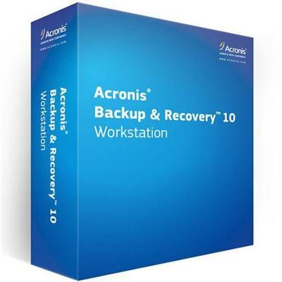 Acronis Backup & Recovery Workstation 10.0.12497 Rus
