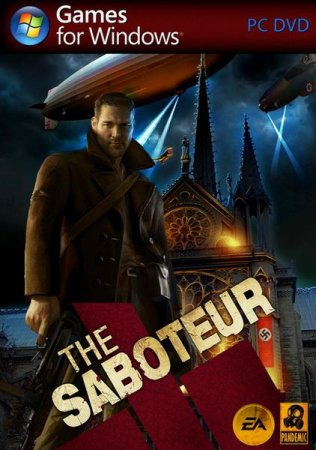 The Saboteur (2009/RUS/MULTI6/Lossless Repack)