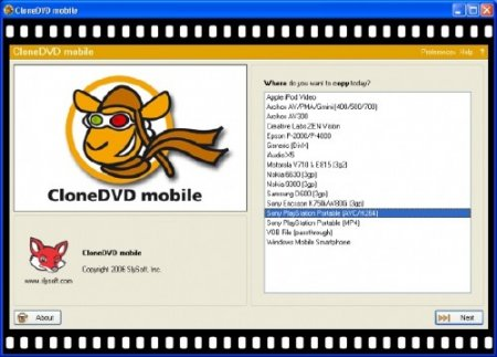 Portable CloneDVD Mobile 1.7.1.0