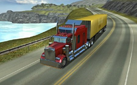 TruckSaver 3D Screensaver 1.03