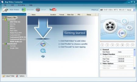Any Video Converter Professional 3.1.5