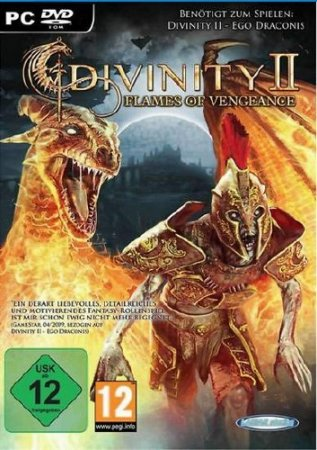 Divinity 2: Пламя мести. 2010 for your PC (Repack by R.G OnePack)RUS