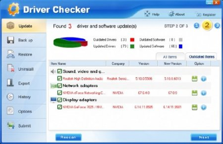 Portable Driver Checker 2.7.6