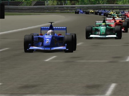 Formula 1 3D Screensaver 1.2