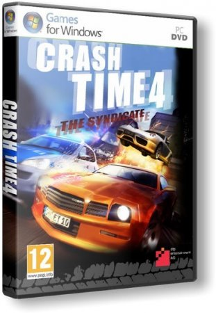 Crash Time 4 (2010/ENG/Multi3/RePack от R.G.ReCoding)