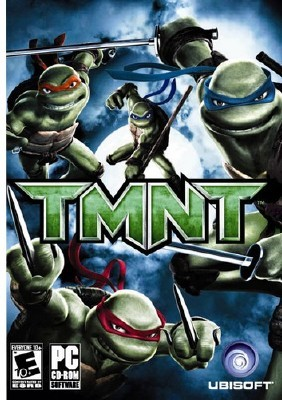 Черепашки ниндзя / Teenage Mutant Ninja Turtles (2007/RePack) PC