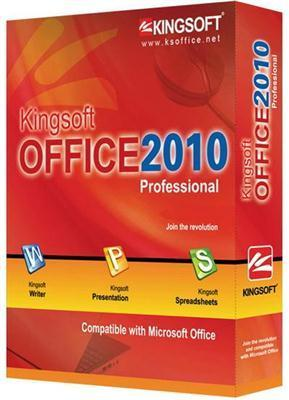 Kingsoft Office Professional 2010 v 6.6.0.2496