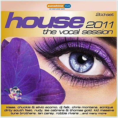 House: The Vocal Session (2011)