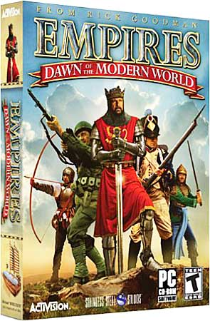 Empires: Dawn of the Modern World (PC/RUS)