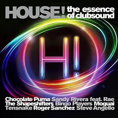 House: The Essence Of Clubsound (2011)