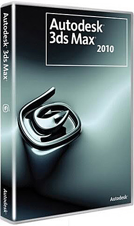 Autodesk 3ds MAX 2010 32&64 bit (Full DVD)