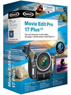 MAGIX Movie Edit Pro 17 Plus HD v 10.0.10.2