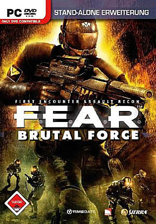 F.E.A.R. - Brutal Force (PC/Add-On/RUS)