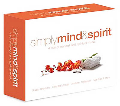 Simply Mind and Spirit: 4CD Box (2010)