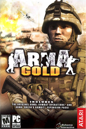 ArmA Gold Edition v 1.14.5256 (RePack/Full RUS)