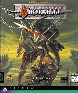 Birthright: The Gorgon's Alliance (1996/ENG)