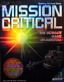 Mission Critical (1995/ENG)