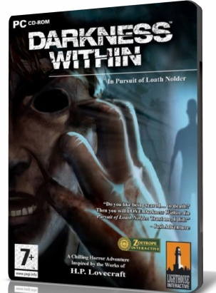 Darkness Within 2: The Dark Lineage (2010/Rus/PC/RePack)