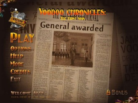 Voodoo Chronicles: The First Sign (2011/ENG/Beta)
