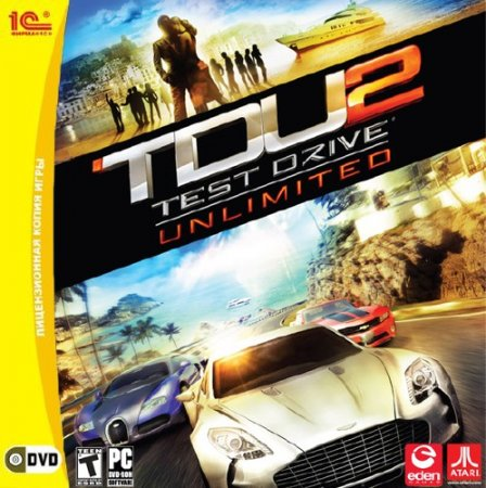 Test Drive Unlimited 2 - 2011 (PC/RUS/1C)