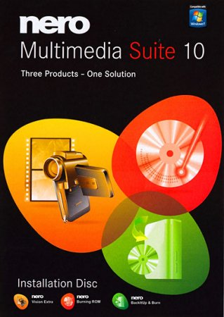 Nero Multimedia Suite 10 Platinum HD 10.2.11100.10.100 Rus