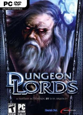 Dungeon Lords: Золотое издание (2005/RUS/Lossless Repack by R.G. Catalyst)