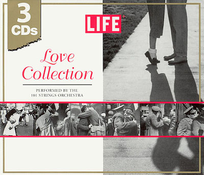 101 Strings Orchestra - Life: Love Collection (3-CD)