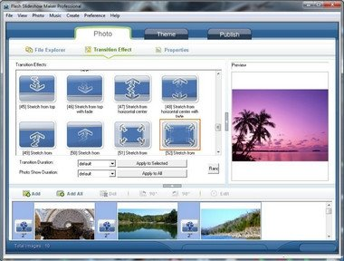 Flash Slideshow Maker Professional 5.0