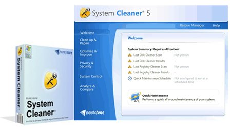 System Cleaner 5.93