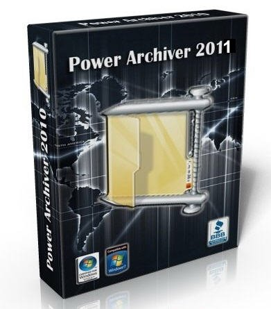 PowerArchiver 2011 v12.00