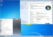 Windows 7 Professional SP1 Русская (x86/x64) by Tonkopey