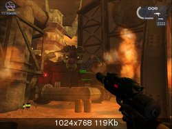 Warhammer 40.000: Fire Warrior (2004/RUS)