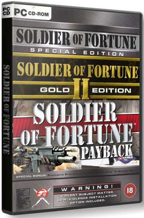 Soldier of Fortune: Anthology (РС/Repack/RUS)