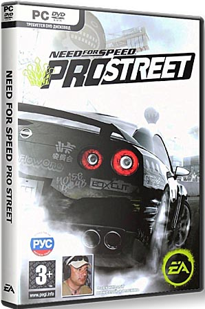 Need for Speed ProStreet (PC//Licence/Full RUS)