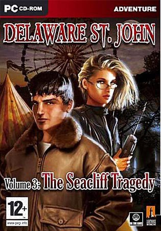 Delaware st. john volume 3: The seacliff Tragedy (PC/RUS)