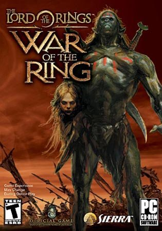 The Lord of the Rings: War of the Ring (PC/RUS)