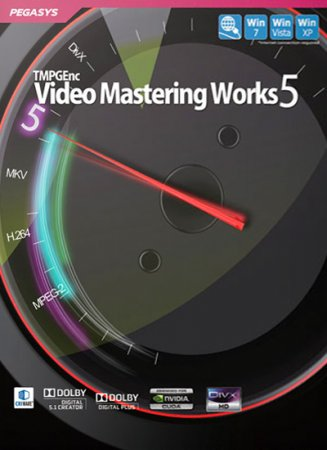 TMPGEnc Video Mastering Works 5 build 5.32 Portable