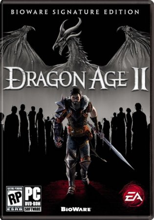 Dragon Age 2 (1DLC + High Res Texture Pack) (2011/RUS/ENG/RePack by Ultra)
