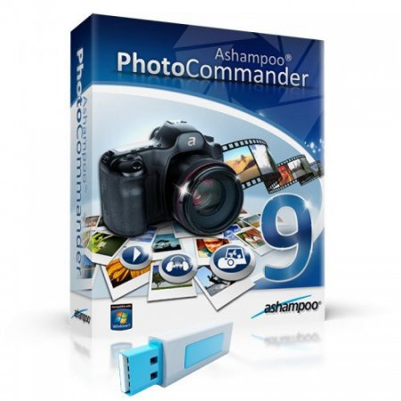 Ashampoo Photo Commander v9.1.0 Portable