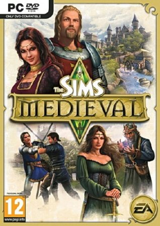 The Sims - Medieval - 2011 (PC/RUS/ENG/MULTI9)