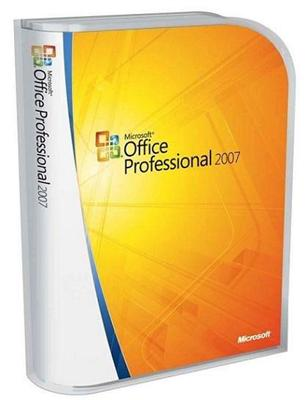 Microsoft Office 2007 Pro SP2 (x32/x64/RUS/Update 05.04.11) - Тихая установка