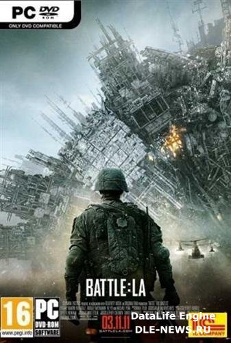 Battle: Los Angeles The Videogame (2011/ENG/Lic)