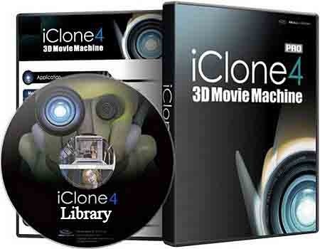 Reallusion iClone Resource Library 2011