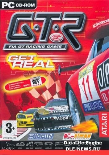 GTR: FIA GT Racing Game (2007/ENG/RIP)