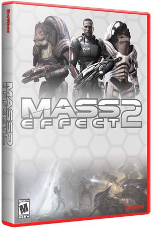 Mass Effect 2 All DLC (RU/LossLess RePack)