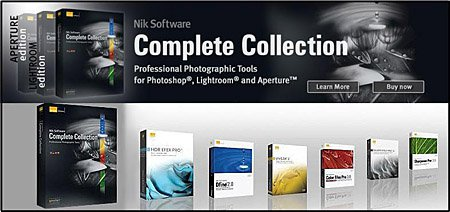 Nik Software Complete Collection (32+64bit) 2011