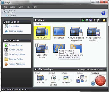 Techsmith Snagit 10.0.1 Build 58 (2011)