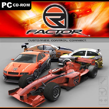 rFactor (2008/RUS/RePack by R.G. ReCoding)