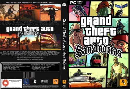 Grand Theft Auto: San Andreas - Sunny Mod v2.1 (2005/Rus) RePack by RG Packers