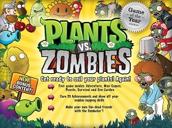 Plants vs. Zombies Game Of The Year Edition (2010/RUS)